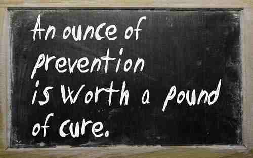 Prevention Is Better Than Cure Quotes: Work-Stress: Prevention Is Better Than Cure