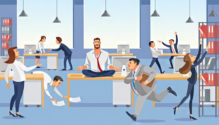 work3 - Work Stress